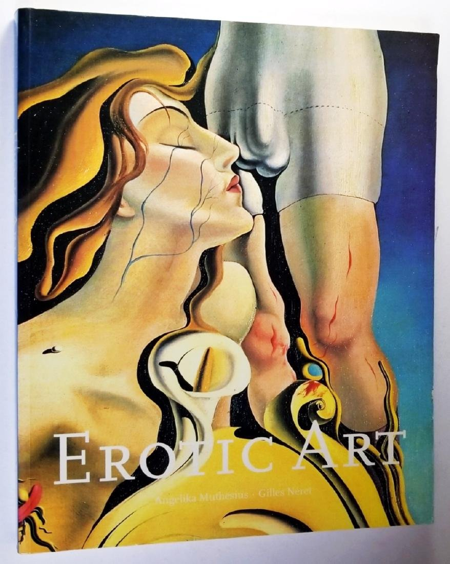 Twentieth Century Erotic Art. 1993 First Edition