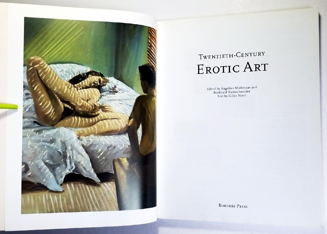Twentieth Century Erotic Art. 1993 First Edition - 2