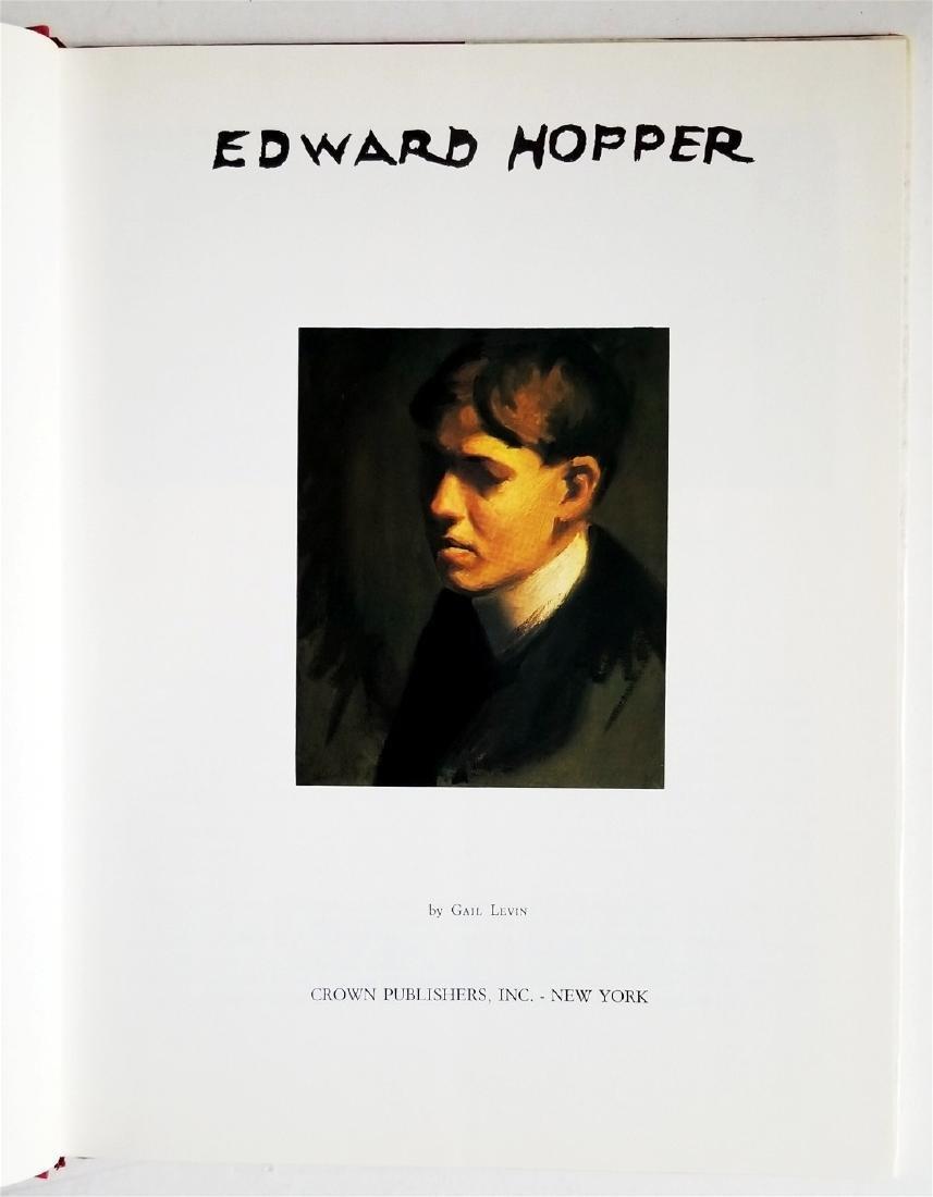 Edward Hopper. Crown Art Library. 1984, 1st Edition
