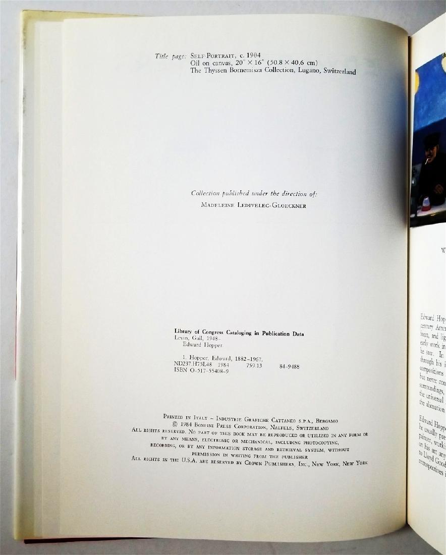 Edward Hopper. Crown Art Library. 1984, 1st Edition - 2