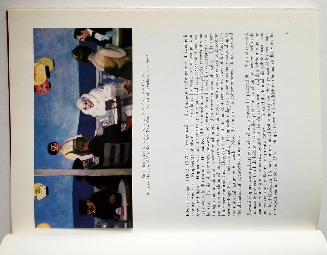 Edward Hopper. Crown Art Library. 1984, 1st Edition - 3