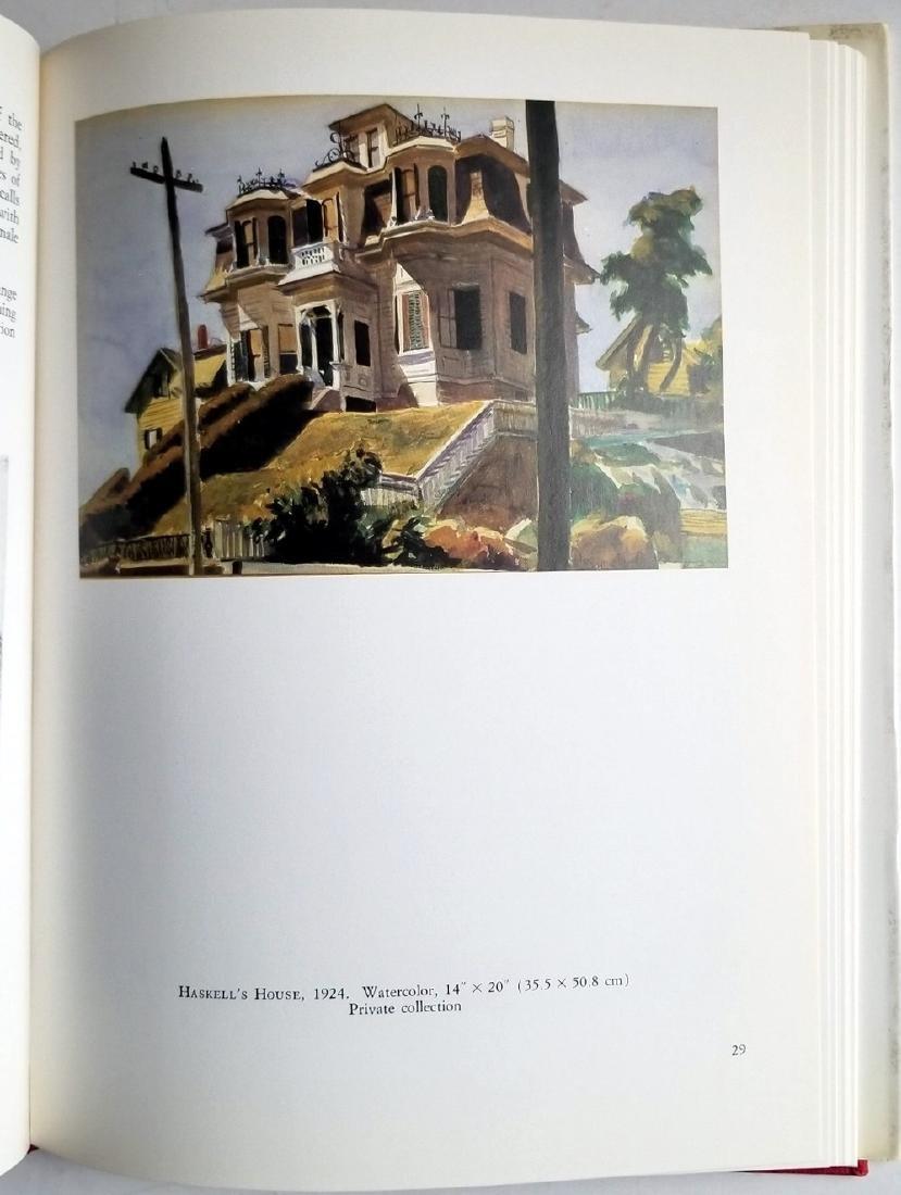 Edward Hopper. Crown Art Library. 1984, 1st Edition - 6