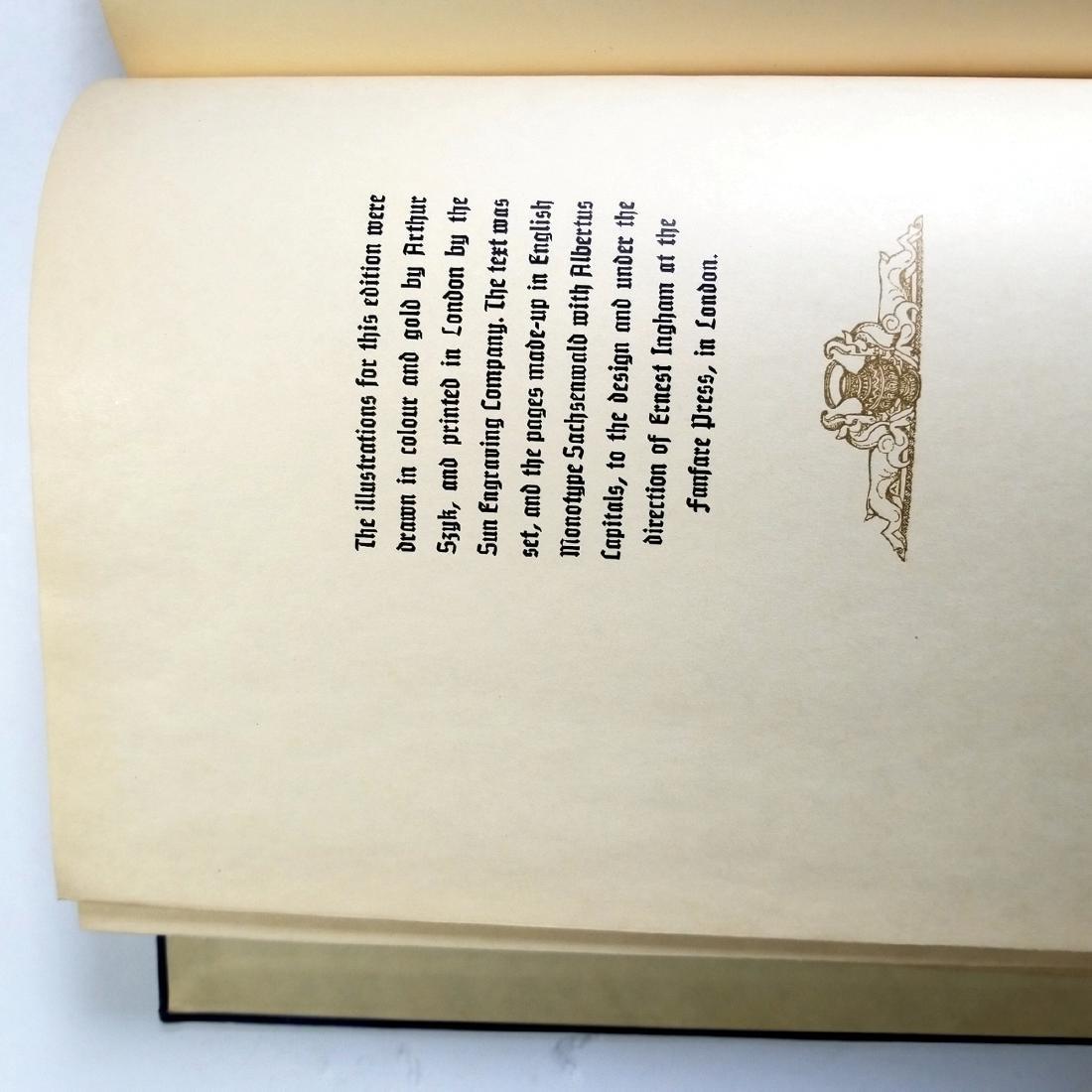 Arthur Szyk Inscribed Rubaiyat of Omar Khayyam 1940 1Ed - 4