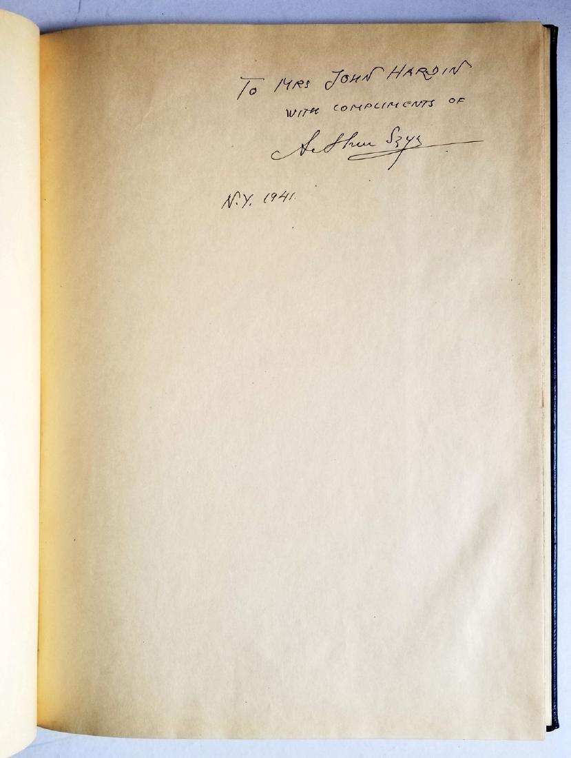 Arthur Szyk Inscribed Rubaiyat of Omar Khayyam 1940 1Ed - 7