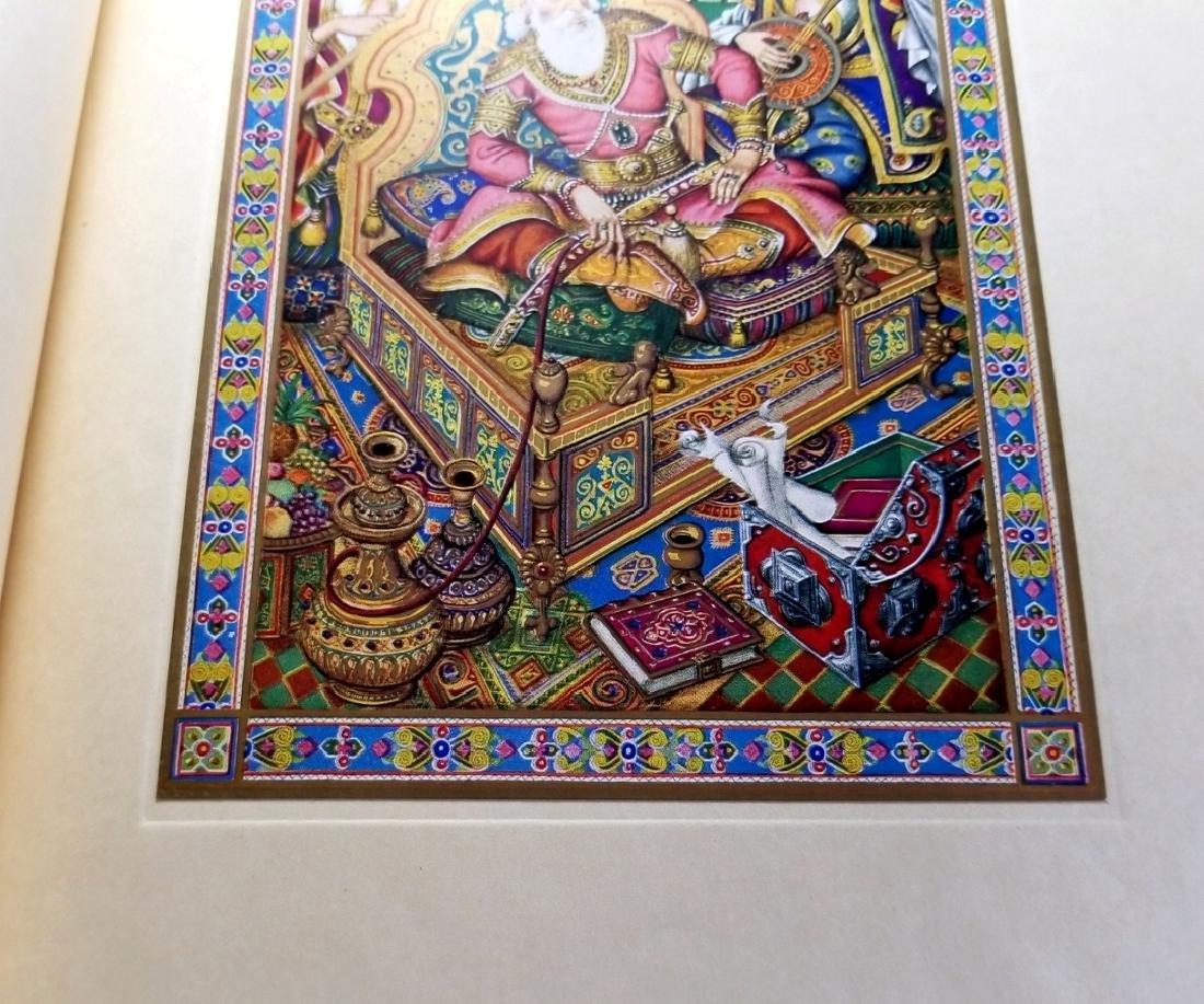 Arthur Szyk Inscribed Rubaiyat of Omar Khayyam 1940 1Ed - 9