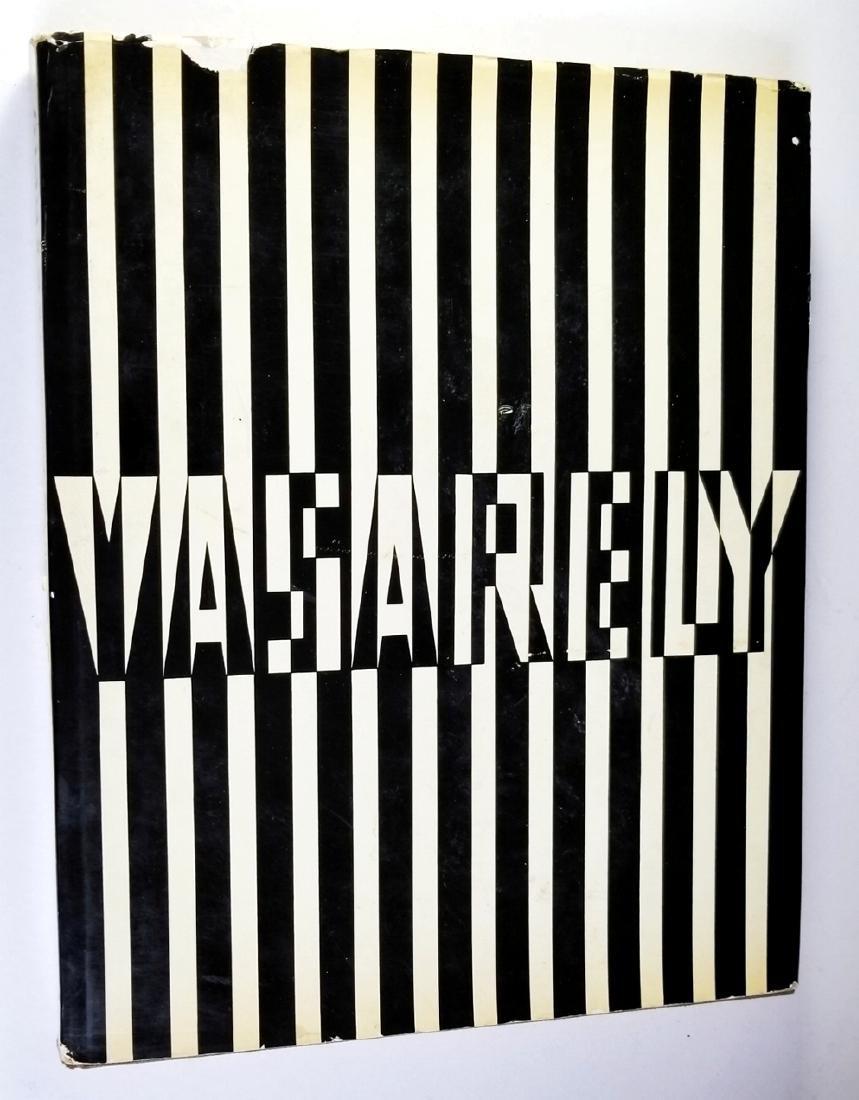Vasarely, Plastic Arts of the 20th Century. 1965 Du
