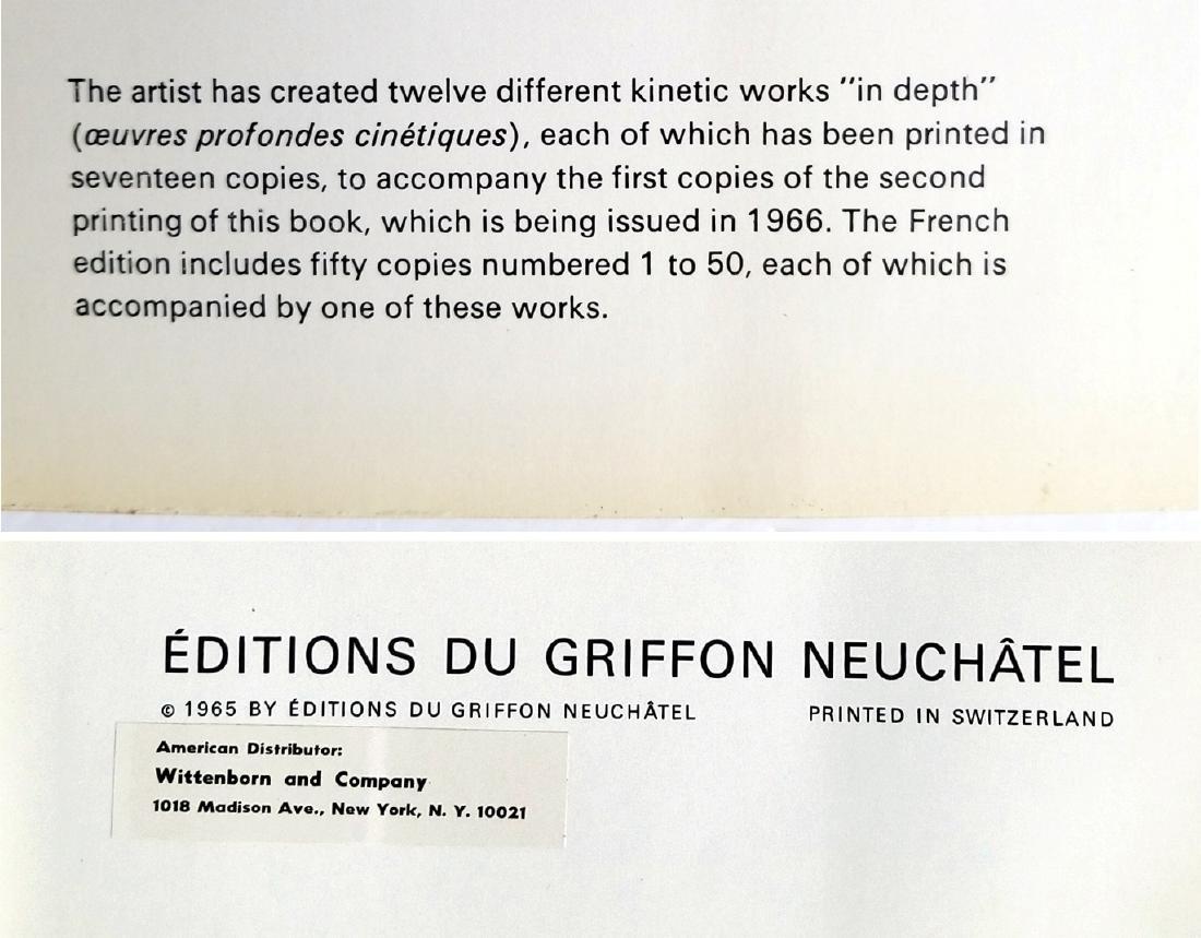 Vasarely, Plastic Arts of the 20th Century. 1965 Du - 4