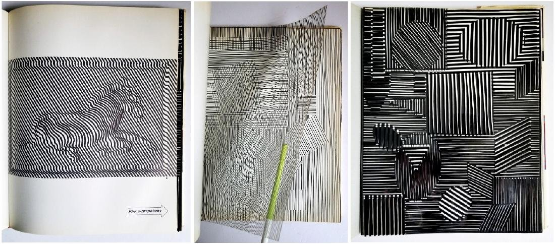 Vasarely, Plastic Arts of the 20th Century. 1965 Du - 5