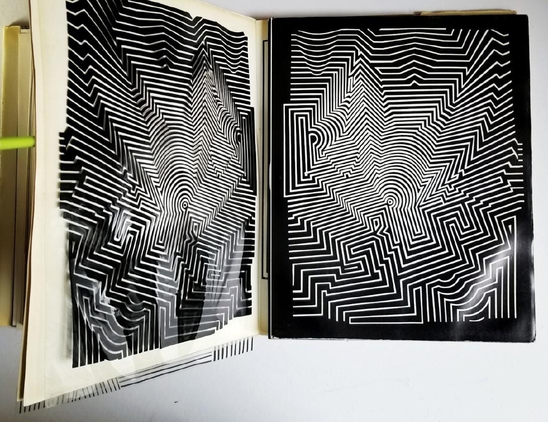 Vasarely, Plastic Arts of the 20th Century. 1965 Du - 6