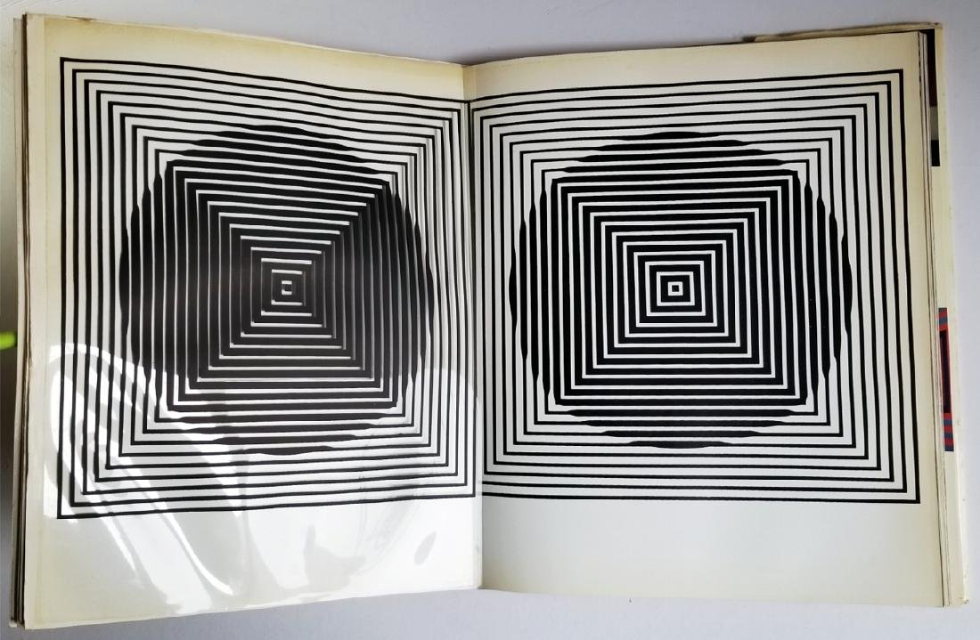 Vasarely, Plastic Arts of the 20th Century. 1965 Du - 8