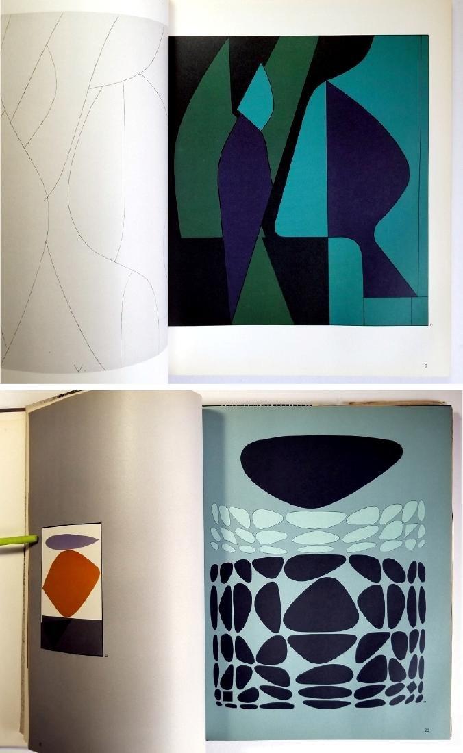 Vasarely, Plastic Arts of the 20th Century. 1965 Du - 9