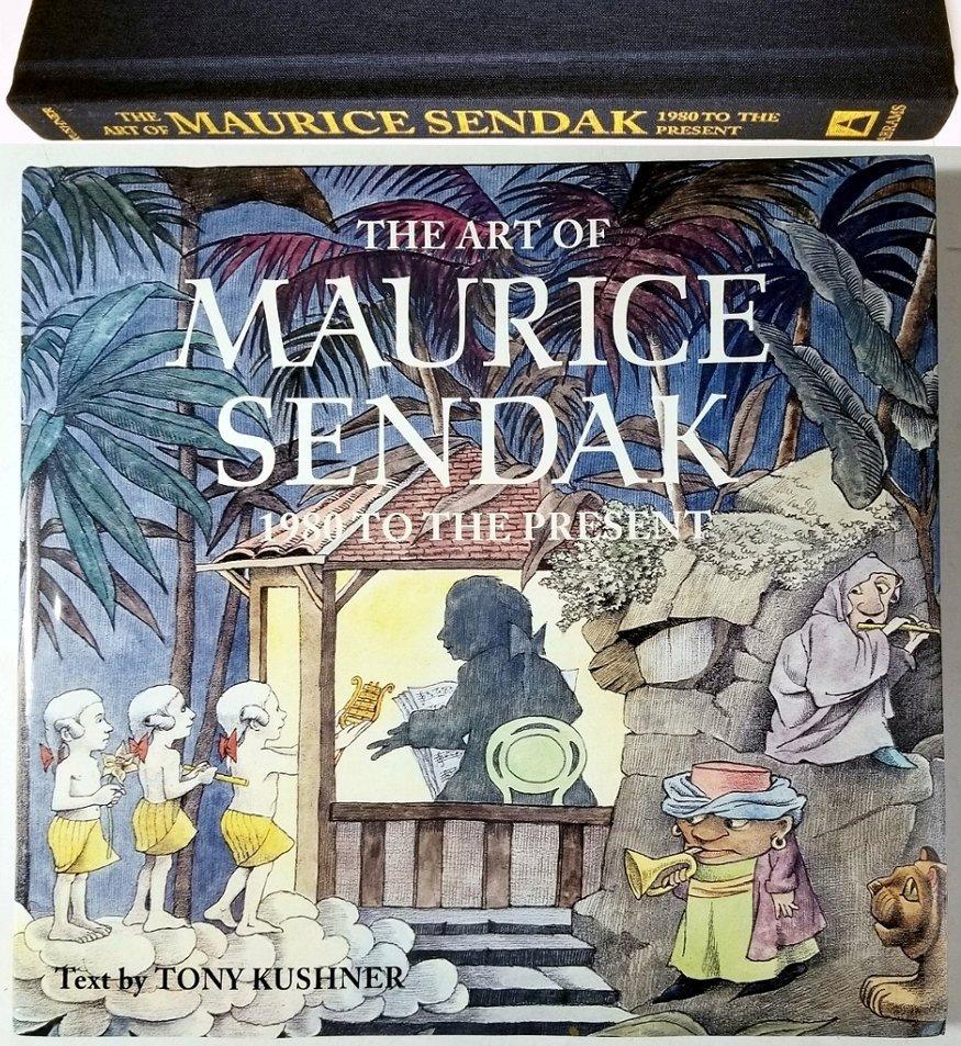 Maurice Sendak Signed: The Art of Maurice Sendak. 2003