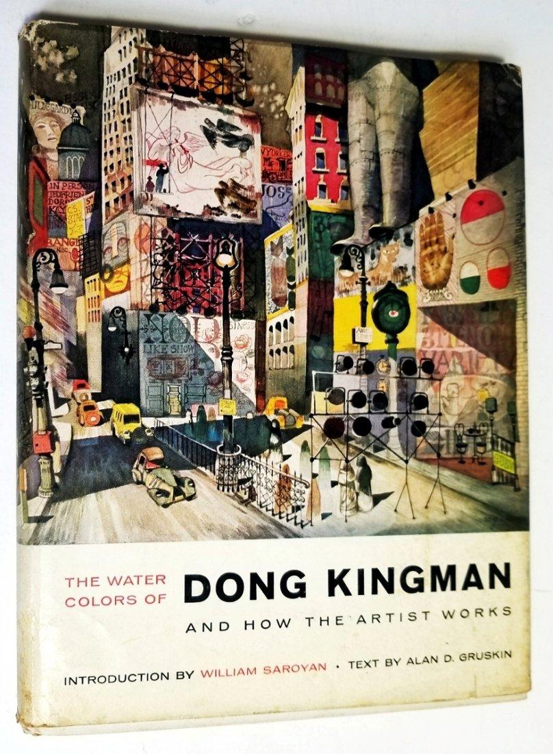 Watercolors of Dong Kingman, William Saroyan Intro 1958