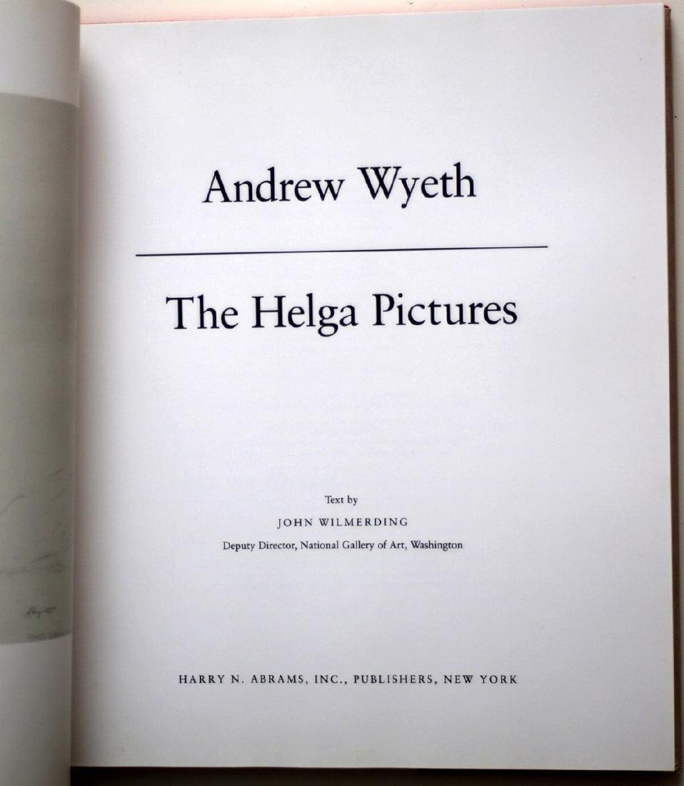 Andrew Wyeth: The Helga Pictures. 1987 - 4