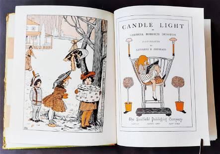Georgia Roberts Durston: Candle Light, 1906 1st edition