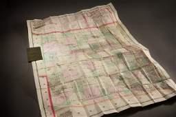 88: Cram's Sectional Map of Dakota