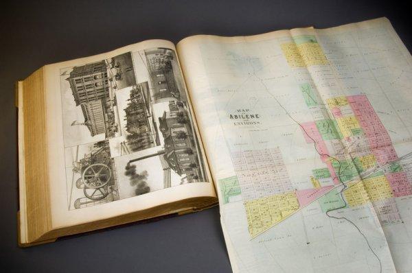 3: Official State Atlas of Kansas, 1837