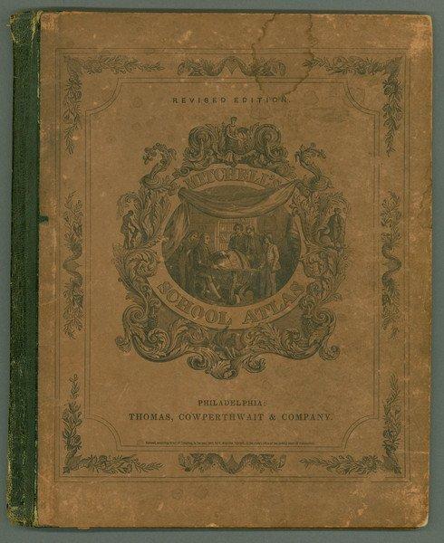 4: Mitchell's School Atlas, 1839