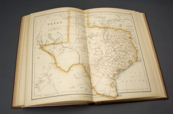 6: Atlas of the United States of North America