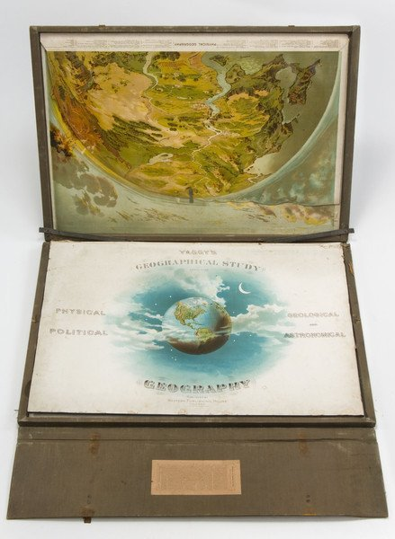 9: Yaggy's Geographical Study, 1887