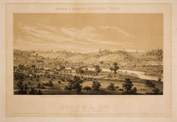18: Kuchel & Dresel, Coloma, 1857