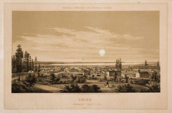 21: Kuchel & Dresel, Union, 1857