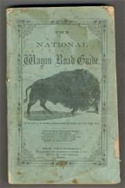 252: Wadsworth. National Wagon Road. 1858