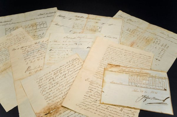 6: Alamo & San Jacinto Documents from Mexican Side