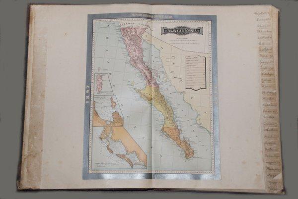 16: Atlas geográfico de los Estados Unidos Mexicanos