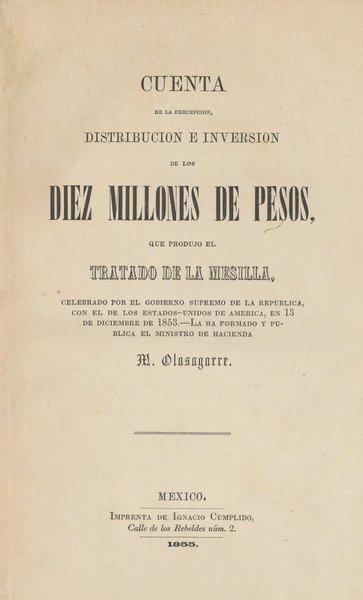 63: Santa-Anna's Waterloo: The Gadsden Purchase