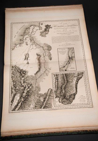 230: HUMBOLDT. Atlas géographique et physique.... - 7