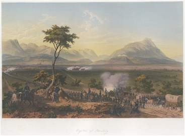 399: KENDALL & Nebel. War between the U.S. & Mexico