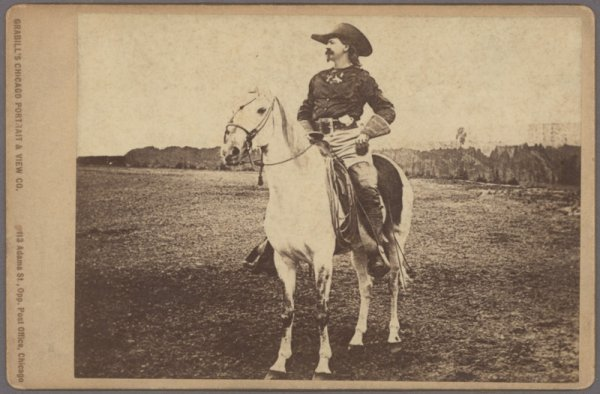 454: [BUFFALO BILL'S WILD WEST SHOW]. 13 images - 6