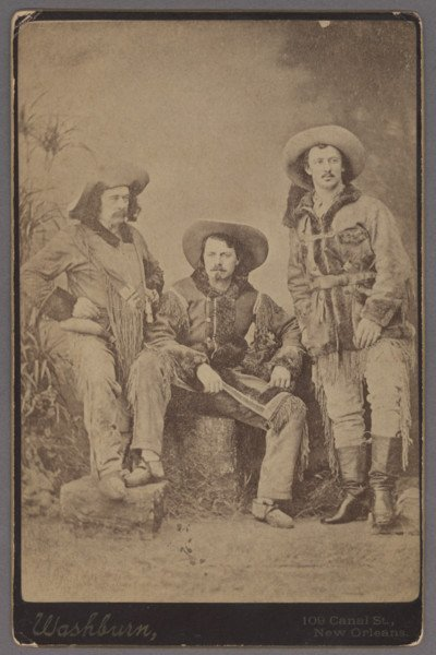 454: [BUFFALO BILL'S WILD WEST SHOW]. 13 images - 8
