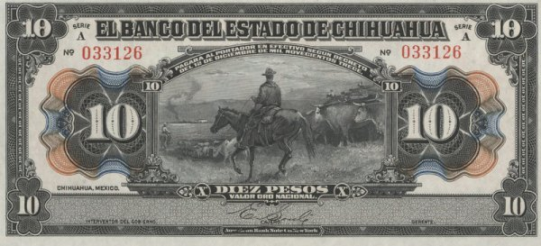 550: Pancho Villa's Revolutionary Currency