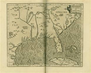 [ATLAS]. WYTFLIET, Corneille. Douay, 1605.