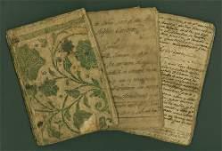 "[MEXICAN COOKBOOK]. [""Libro de cosina""]. ca. 1800"