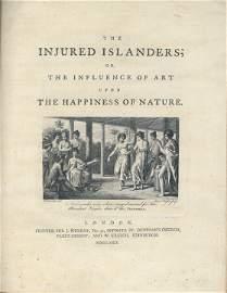 17032: [FITZGERALD, Gerald]. The Injured Islanders