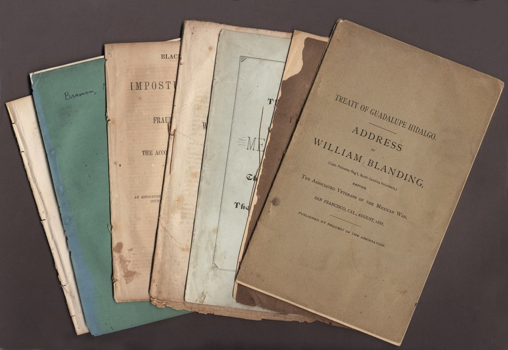 [ADDRESSES, ESSAYS & LECTURES]. Group of seven