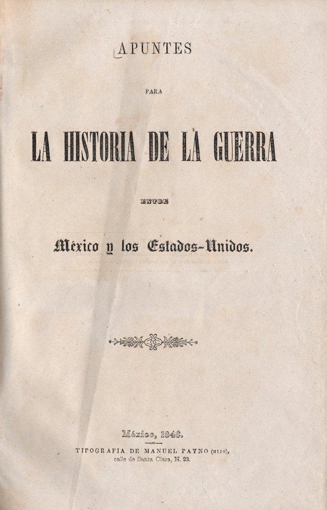 [HISTORIES]. ALCÁRAZ. Apuntes.... 1848