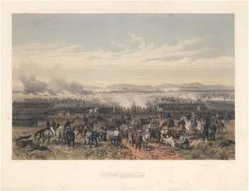 KENDALL & Nebel. The War.... 1851