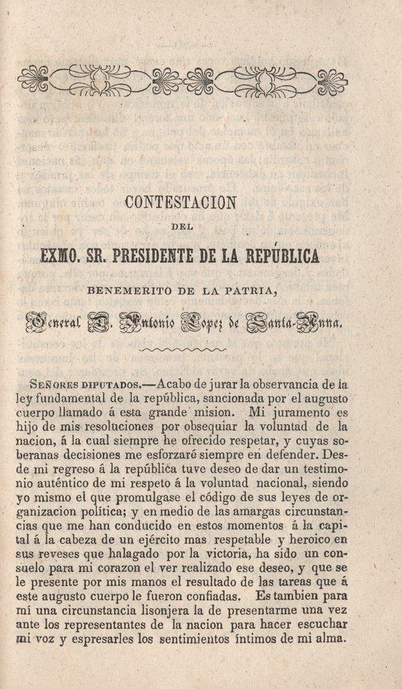 [MEXICO]. LAWS. Código fundamental.... 1847 - 3