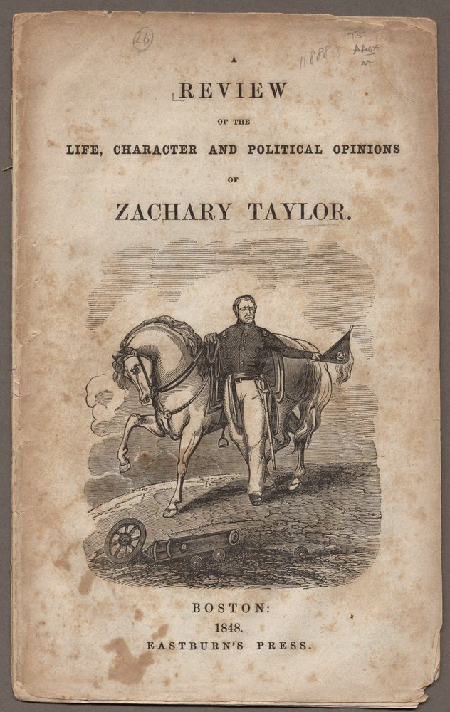 [TAYLOR, ZACHARY]. Group of 3 biographies - 2