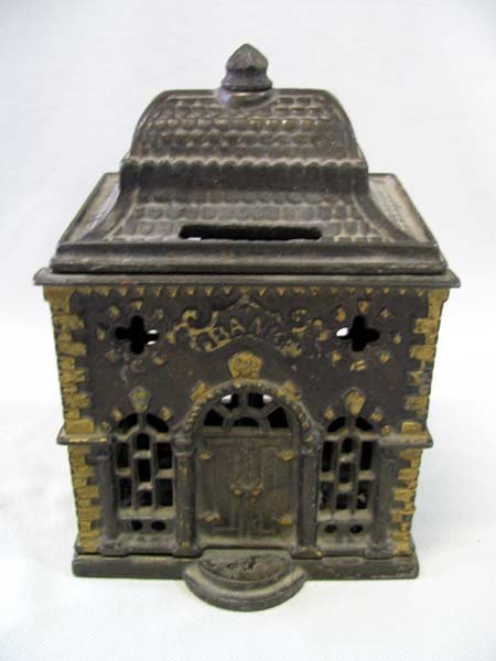 14: CAST IRON BANK, BANK BUILDING