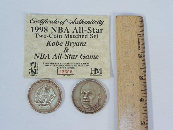 1007: KOBE BRYANT ALL STAR COIN
