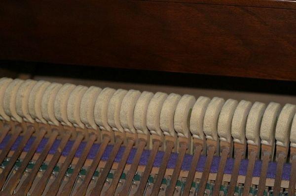 709: Haines Bros baby grand piano, 1933 - 6