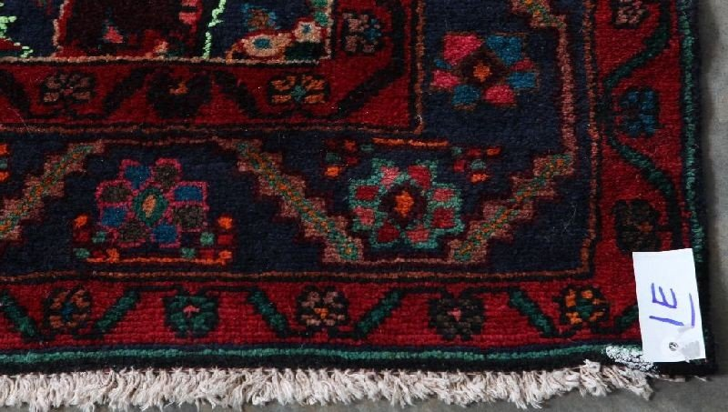 1E: Semi Antique Persian Rug