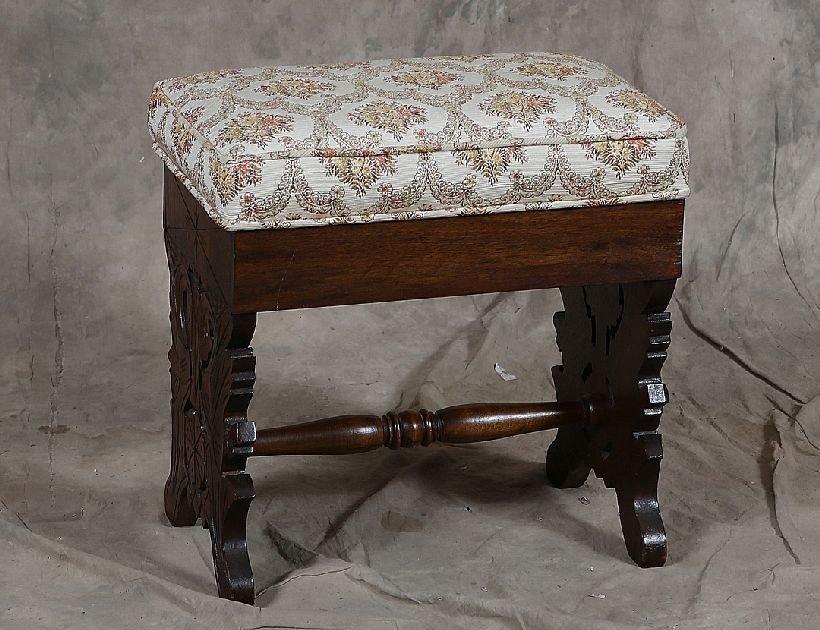 7: Victorian Bench