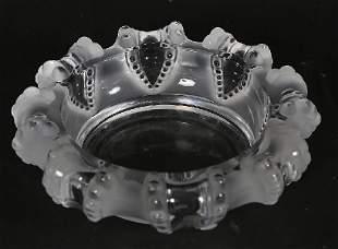 Lalique Low Bowl