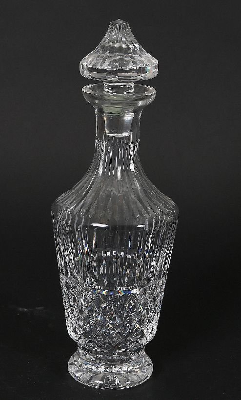 17: Waterford Decanter with Stopper